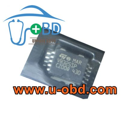 VB325SP Marelli FIAT ECU Vulnerable ignition chips
