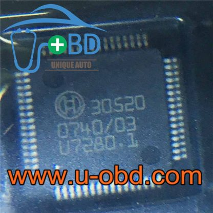 30520 Widely used fuel injection driver chips for automotive ECU