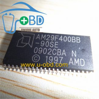 AM29F400BB-90SE widely used flash chip for automotive ECU