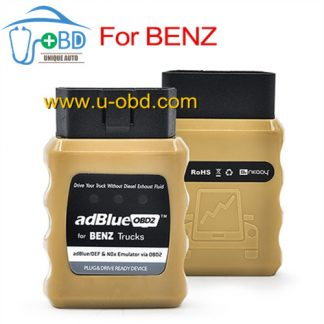 Benz Trucks Adblue Emulator via OBD2