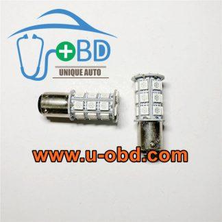 CRUZE Chevrolet BCM failure common fault repair brake light red LED Bulb