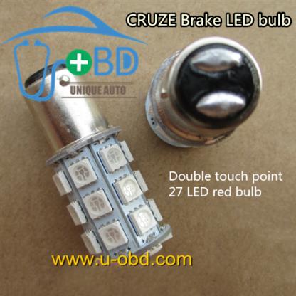 Cruze dedicated brake light LED bulb 27 LED bulb
