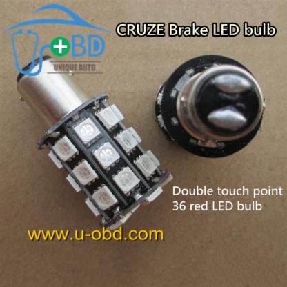 Cruze dedicated brake light LED bulb 36 LED Bulb