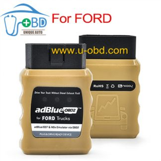 FORD Trucks Adblue Emulator via OBD2