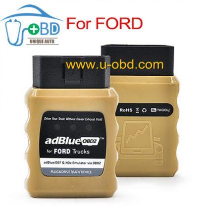 FORD Trucks Adblue Emulator via OBD2