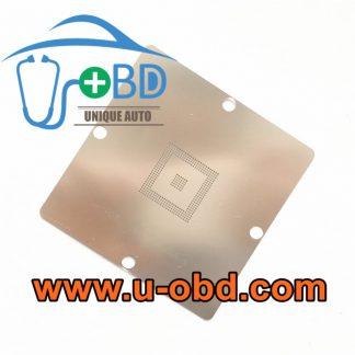 MPC561 MPC562 BGA Chip Reballing stencil