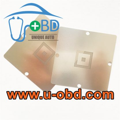 MPC561 MPC562 Reballing stencil EDC7 EDC16 BGA MCU Chip reballing