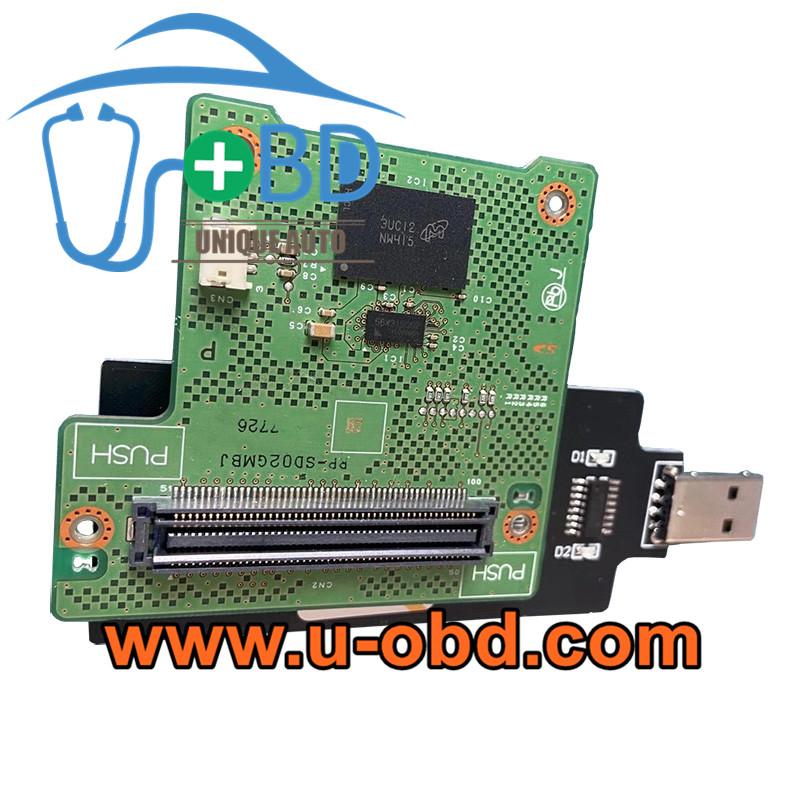 Mercedes Benz NTG4.5 NTG4.7 Head unit repair tools programming adapter