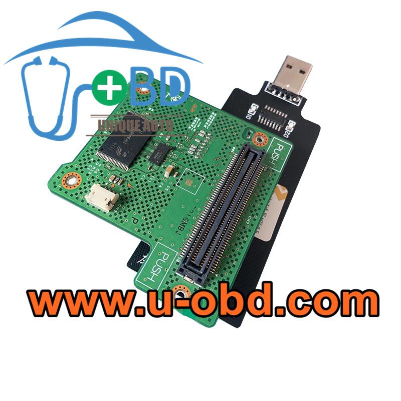 Mercedes Benz NTG4.7 NTG4.5 Programming adapter repair tools sockets