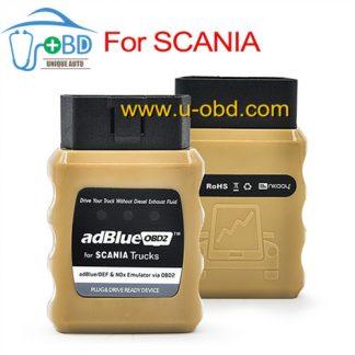 SCANIA Trucks Adblue Emulator via OBD2