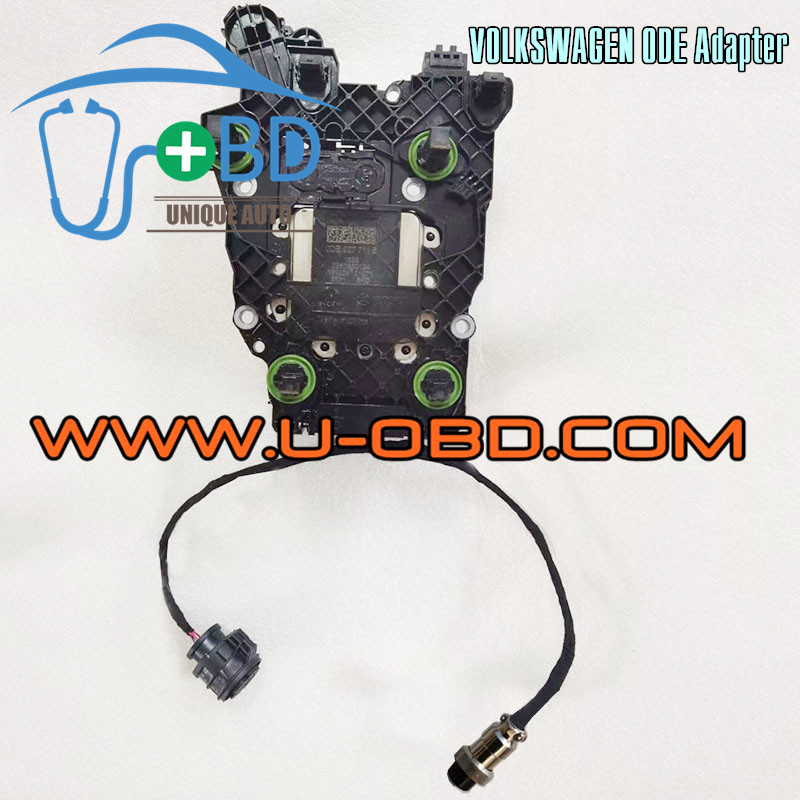 VOLKSWAGEN 0DE DQ380 S-Tronic DSG 7 Speed Transmission TCM AUDI A3 VW TIGUAN