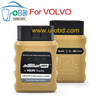 VOLVO Trucks Adblue Emulator via OBD2