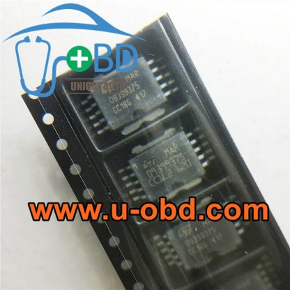 09399375 ECU Common used vulnerable chips
