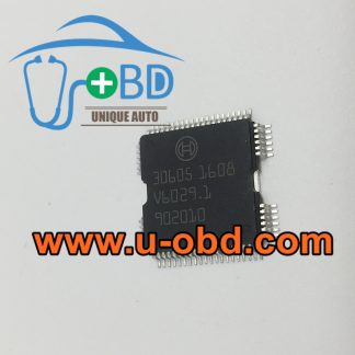 30605 BOSCH ECU Commonly used vulnerable fuel injection chips