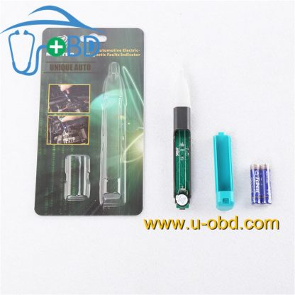 Automotive electric magnetic fault indicator hall inuction pencil