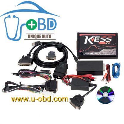 Best quality Version KESS V2 V5.017 EU Red PCB No Token Limited
