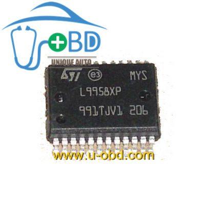 L9958XP BOSCH EDC17 MT22 throttle valve driver chip