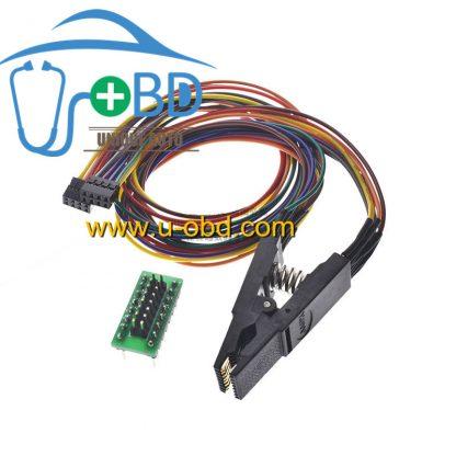 SOP16 eeprom clip soic16 clip programming adapter