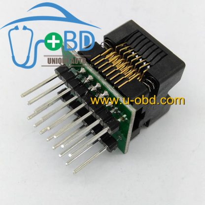 SOP16 switch DIP16 programming adapter