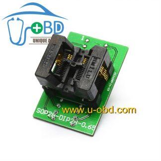 TSSOP8 SSOP8 8PIN automotive EEPROM programming socket adapter
