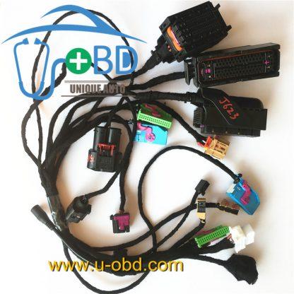 AUDI A8 A6 key adaption harness key making platform cables
