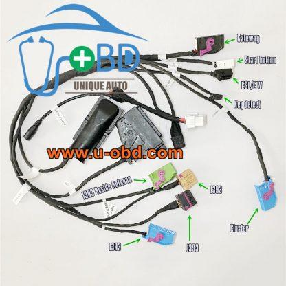 AUDI C7 A6 A7 A8 programming testing platform