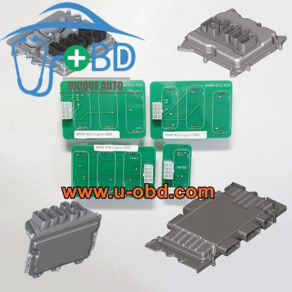 BMW B38 N20 N52 N55 MSV90 BOSCH MEVD17 DME ISN reading DME Clone adapter
