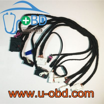BMW CAS4 Test platform key adaption harness