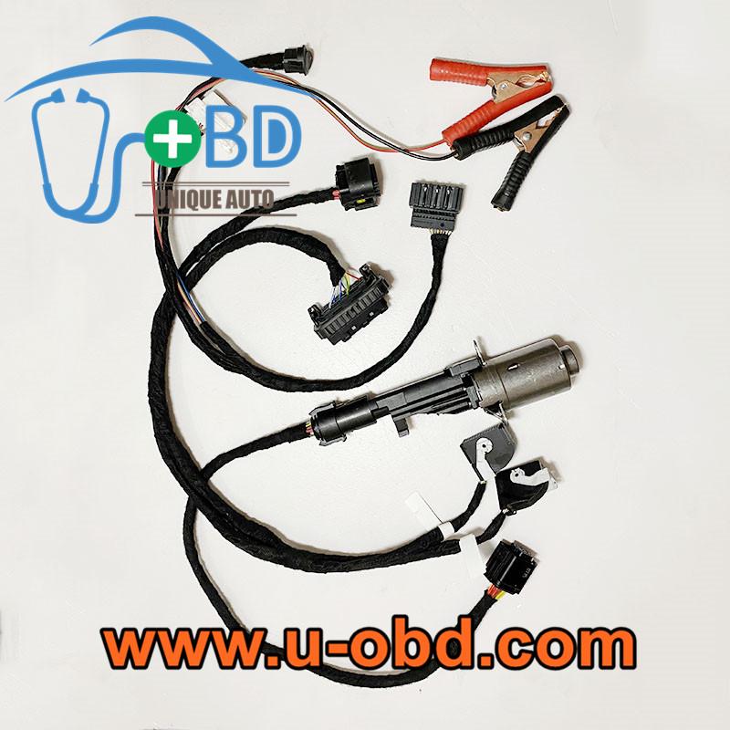 BMW Valvetronic failure repair test platform N20 N55 DME test cable