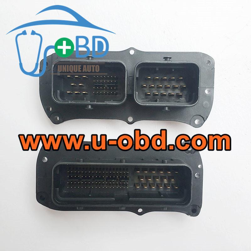 EDC7 52 PIN 89 PIN ECU Plug