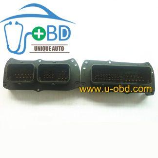 EDC7 ECU plug 54 PIN and 89 PIN