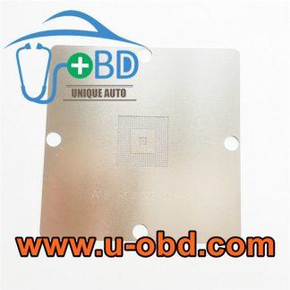 AUDI A5 audio host BGA Chip TMS320DRA342AZDK 0.5mm reballing stencil
