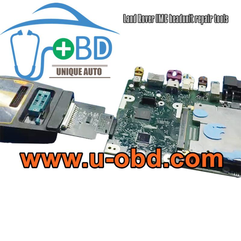 LAND ROVER IMC Headunit repair tools CPU programming adapter