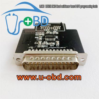 Land ROVER IMC headunit CPU Programming Adapter VVDI prog Connector