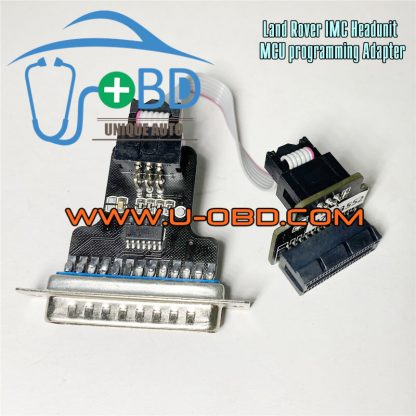 Land Rover Infotainment Master Controller IMC programming adapter