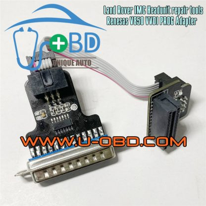 Land Rover infotainment Master Controller IMC headunit repair solution