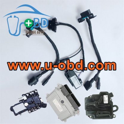 Mercedes Benz ECU TCU ISM programming cable set