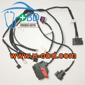 Mercedes Benz W164 Full function key programming harness test platform cables