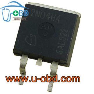 2N04H4 BUICK GL8 ABS pump control module driver chip