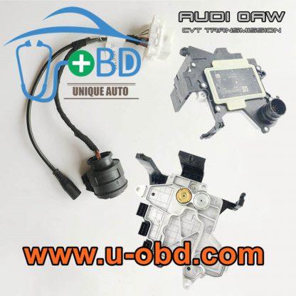 AUDI A4 A5 A6 A7 CVT Transmission 0AW TCU test platform