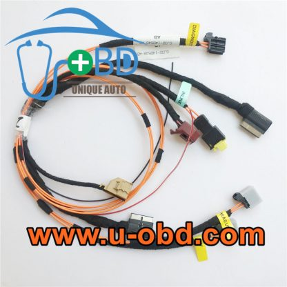 AUDI Multimedia 2G head unit test platform