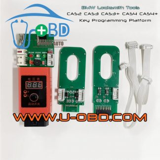BMW Locksmith CAS2 CAS3 CAS3+ CAS4 CAS4+ key programming platform