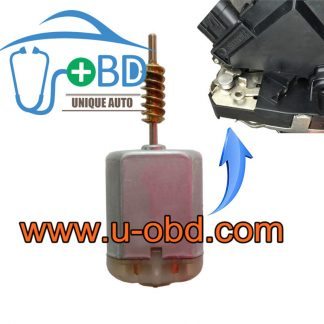 Mercedes Benz Smart Door Lock Actuator Motor