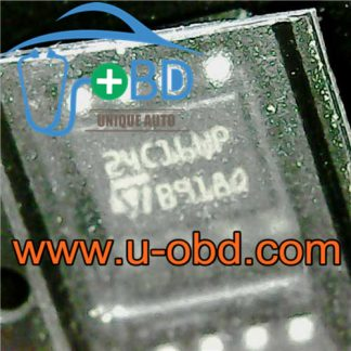 24C16 SOIC8 SOP8 Widely used automotive EEPROM chips