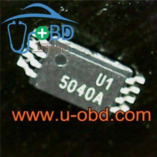 25040 TSSOP8 Widely used automotive EEPROM chips