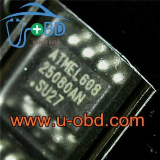 25080 SOIC8 SOP8 Widely used automotive EEPROM chips
