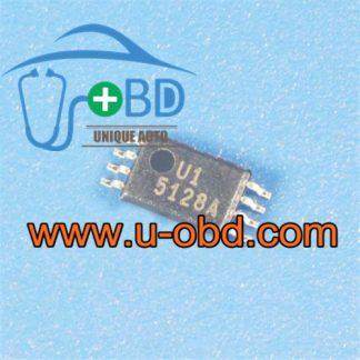 25128 TSSOP8 Widely used automotive EEPROM chips