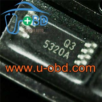 25320 TSSOP8 Widely used automotive EEPROM chips
