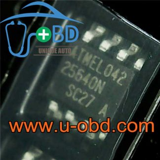25640 SOIC8 SOP8 Widely used automotive EEPROM chips