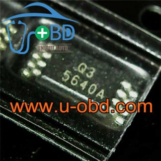 25640 TSSOP8 Widely used automotive EEPROM chips